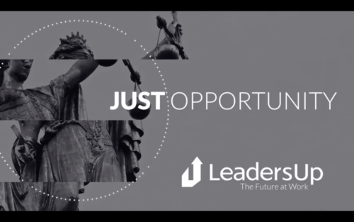 LeadersUp Just Opportunity